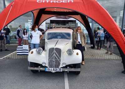 Départ de la concession Citroën de Vannes