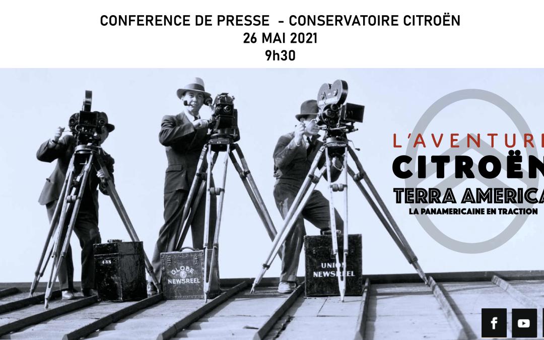 26 mai 2021 – Conférence de presse