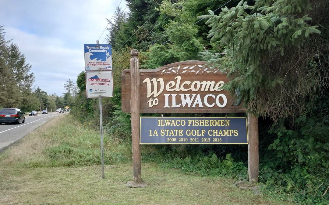 Ilwaco – Columbia River